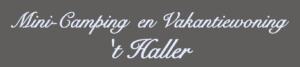 Camping & vakantiewoning 't Haller