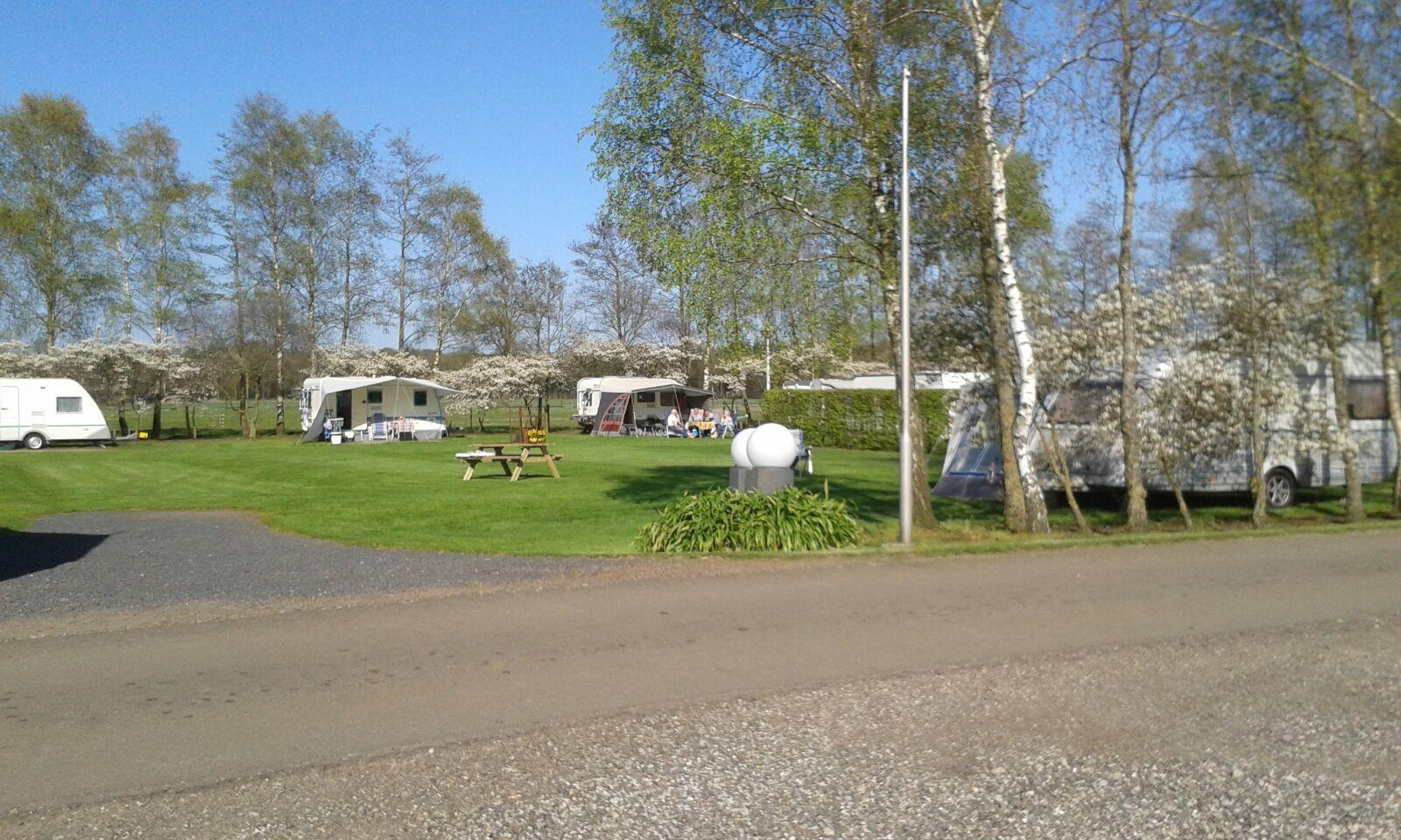't Haller camping in Vorden